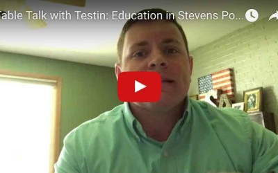 Table Talk With Testin: Education at UWSP