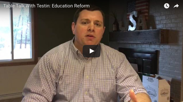 Table Talk with Testin #5: Education Reform